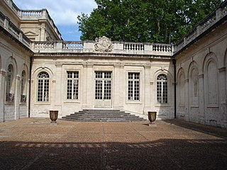 museum of Fine Arts of Avignon (Vaucluse, France)