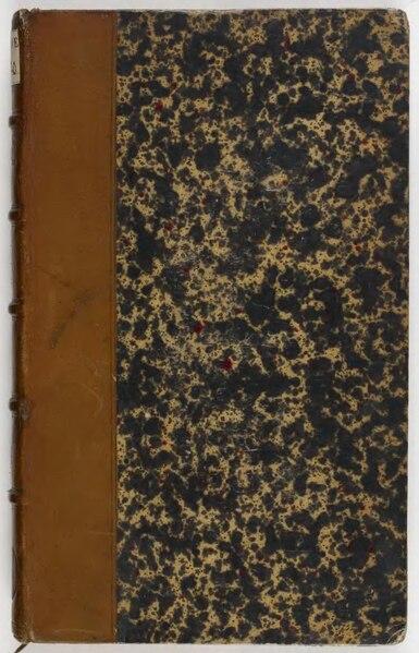 File:Musset - La Confession d'un enfant du siècle, vol. I, 1836.djvu