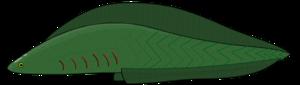 Myllokunmingia - An artist's conception of Myllokunmingia fengjiaoa.