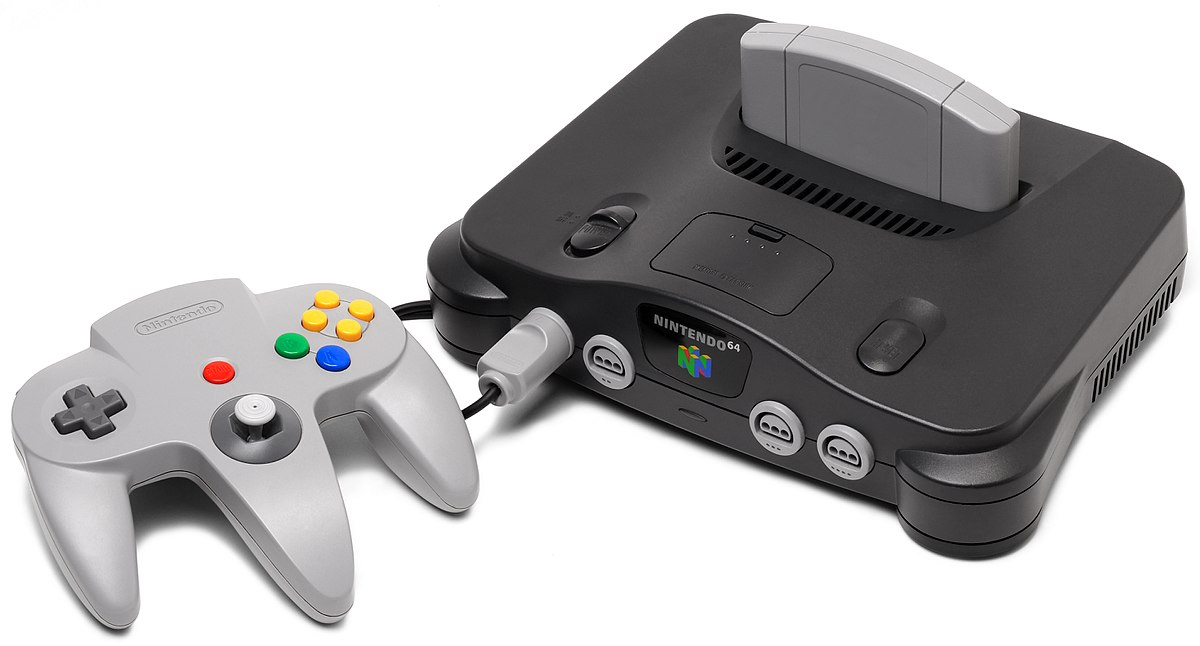 List of Nintendo 64 games - Wikipedia