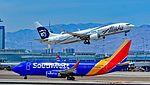 N655WN Southwest Airlines 1997 Boeing 737-3H4 (cn 28400-2931) (27396797506).jpg