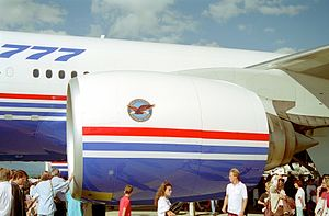 Boeing 777 - Pratt & Whitney PW4000