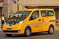 NISSAN NV200 VANETTE YAMASAN KOUTSU Checker Cab.jpg