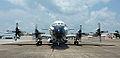 "NOAA Lockheed WP-3D Orion ""Hurricane Hunter"" (N42RF) at SENEX Air Quality-Climate Research Study (9119691512).jpg"