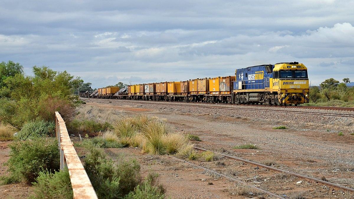 Crystal Brook Broken Hill Railway Line Wikipedia