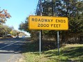 NY 25 Ends 2000 Feet; Orient Point.jpg
