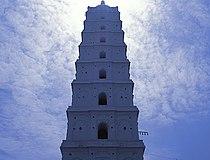 Nagore Dargah minaret.jpg