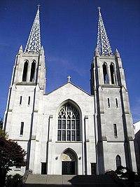 Nagoya Cathedral - Catholic Nunoike Church by ~MVI~.jpg