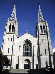 Nagoya Cathedral - Catholic Nunoike Church by ~MVI~.jpg