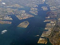Toyota Ft 1 >> Port of Nagoya - Wikipedia