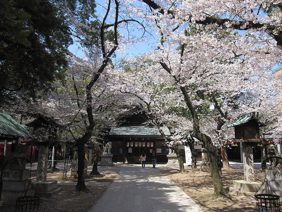 Nagoya Shrine