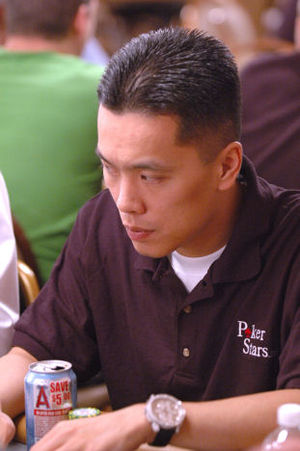 Nam Le (poker player) - Nam Le at the 2006 World Series of Poker