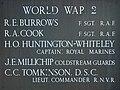 Names on the War Memorial, Astley Cross - geograph.org.uk - 1049893.jpg
