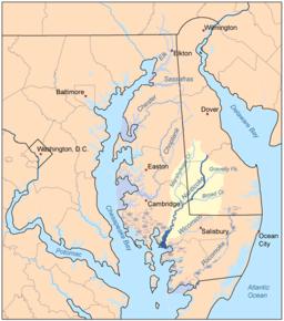Nanticoke River - Wikipedia