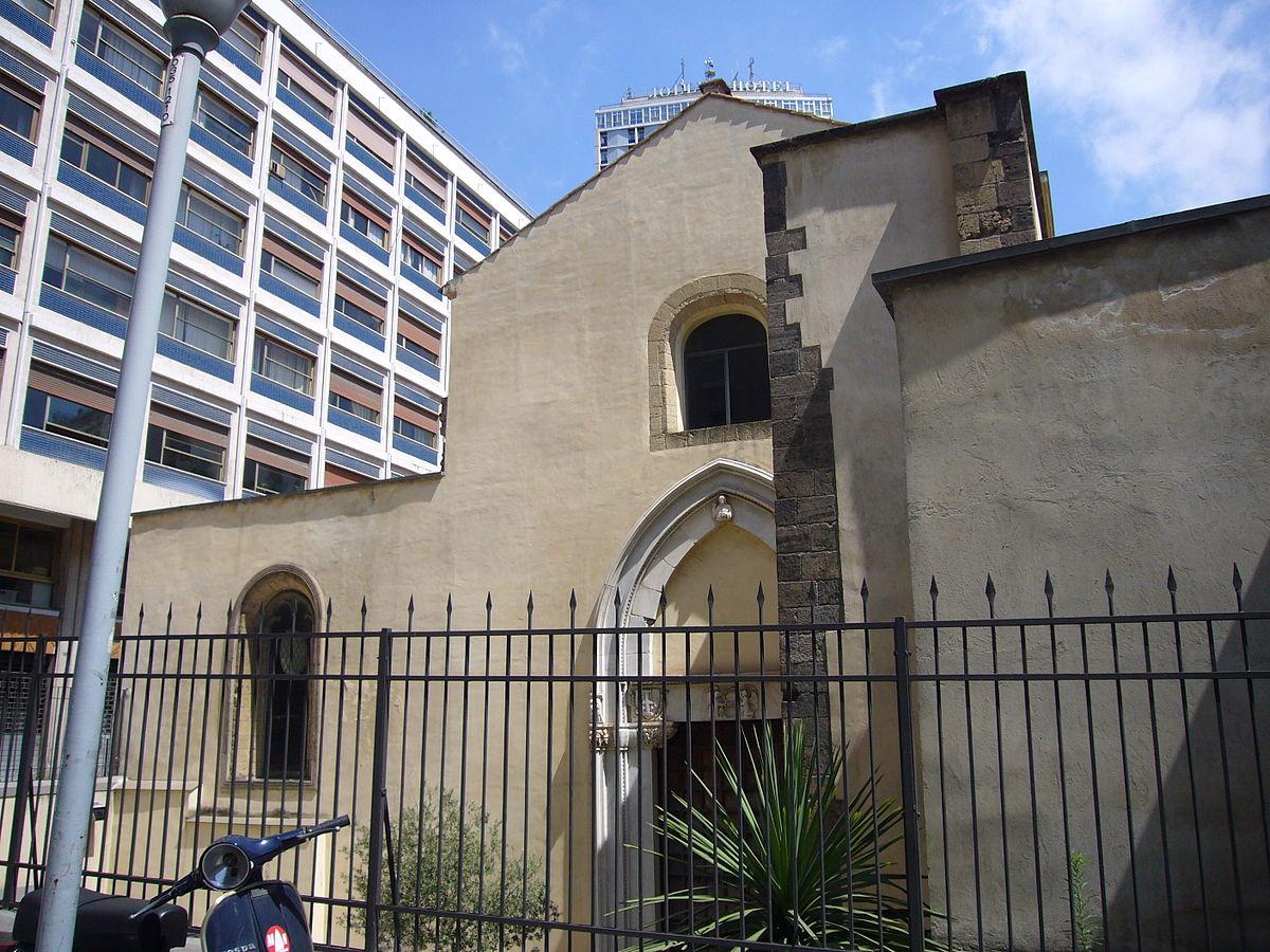 Santa Maria Incoronata Naples Wikipedia