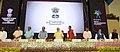 Narendra Modi launching Pradhan Mantri Kaushal Vikas Yojna (PMKVY), on the occasion of the World Youth Skills Day, in New Delhi. The Union Ministers Shri Arun Jaitley, Shri Manohar Parrikar, Shri Suresh Prabhu.jpg