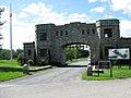 National Field of Honour Cemetery Gates.JPG