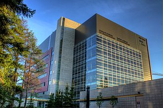 Canadian government scientific research organizations - National Institute for Nanotechnology on the north campus of the University of Alberta