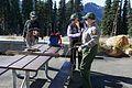 National Public Lands Day 2014 at Mount Rainier National Park (025), Paradise.jpg