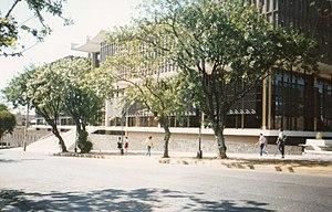 """Biblioteca Nacional """"Miguel Obregón Lizano"""" - Nationalbibliothek von Costa Rica (Biblioteca Nacional """"Miguel Obregón Lizano"""")"""
