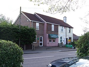 English: Natural Health Centre - Stubbington I...