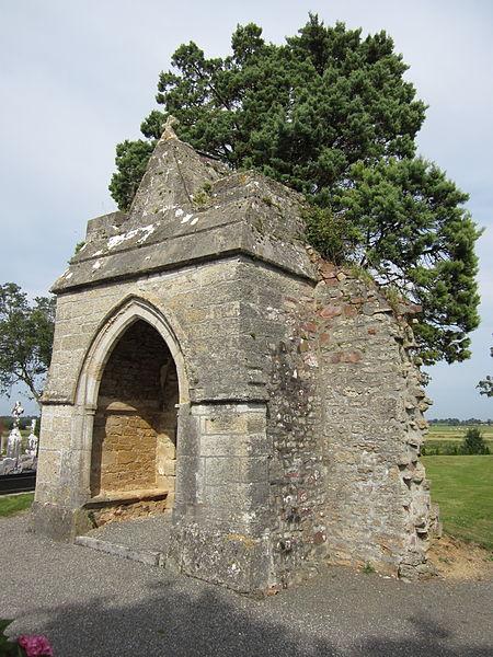 Ancienne église de fr:Nay (Manche)