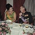 Nederlandse regering biedt President Tito en echtgenote galadiner aan in Amstel , Bestanddeelnr 254-8731.jpg