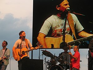 Field of Dreams (Dubuque County, Iowa) - The Kevin Costner Band