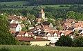 Neustadt a d Aisch - Hohe Straß - nördl Innenstadt, Nürnberger Tor v N 02.jpg