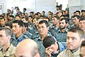 New Afghan police NCOs with Romanian Gendarmerie advisors at Kandahar Regional Training Center.jpg