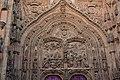 New Cathedral, Salamanca, 1513 - 1733 , exterior portal (3) (29332137291).jpg