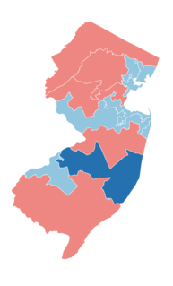 2008 United States House of Representatives elections in New Jersey
