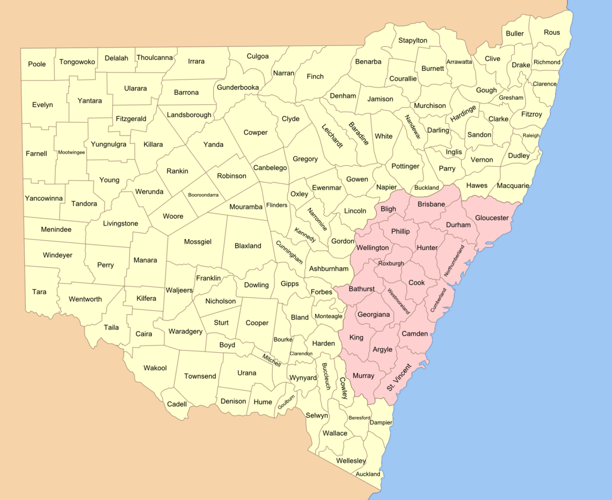 lands administrative divisions of new south wales wikipedia