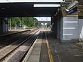 New Southgate stn fast southbound look north3.JPG