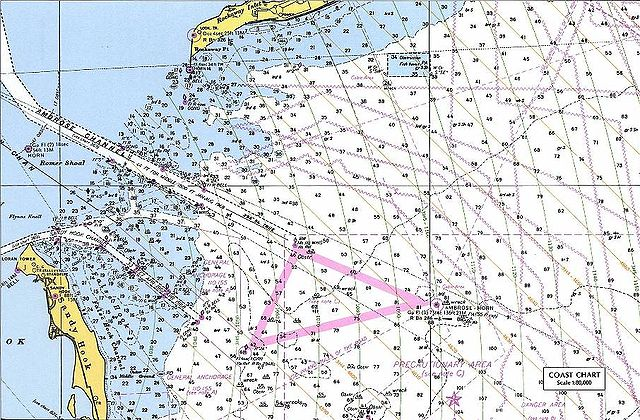 Marine Chart: Slika:New York Harbor Nautical Chart.jpg - Wikipedija prosta ,Chart