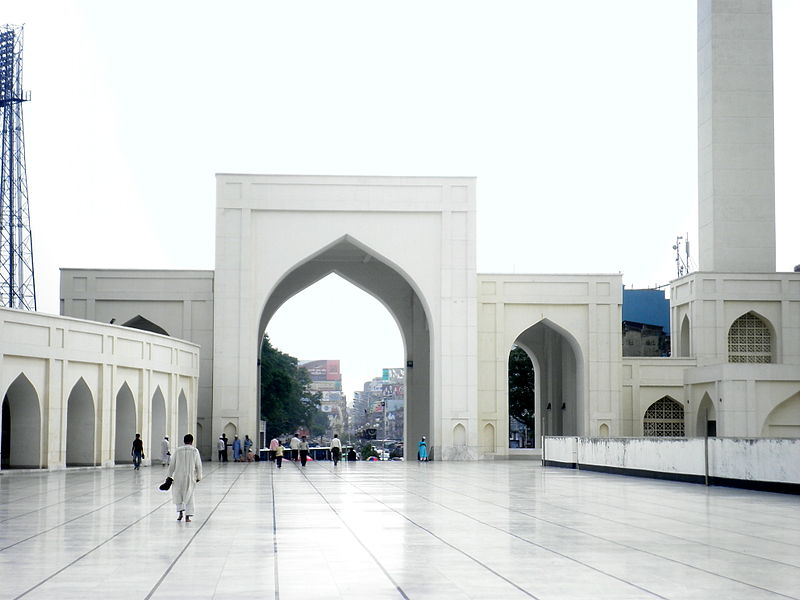 ملف:New extension of Masjid.JPG