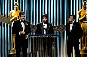 Next Limit Technologies - Next Limit Technologies - Academy Awards 2008