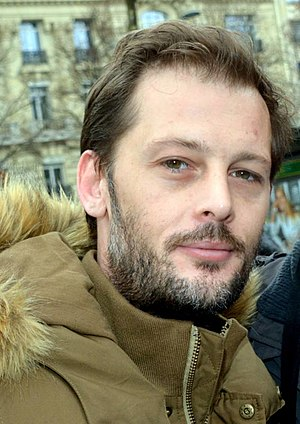 Nicolas Duvauchelle - Nicolas Duvauchelle in 2017