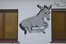Lahmer Esel