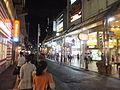 Night in Sannomiya, Kobe field No,1 in 2013-6-17.JPG