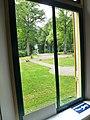 Nijmegen René Descartesdreef 21, landhuis Oud Heyendaal uitzicht (l) op Beukenlaan.JPG