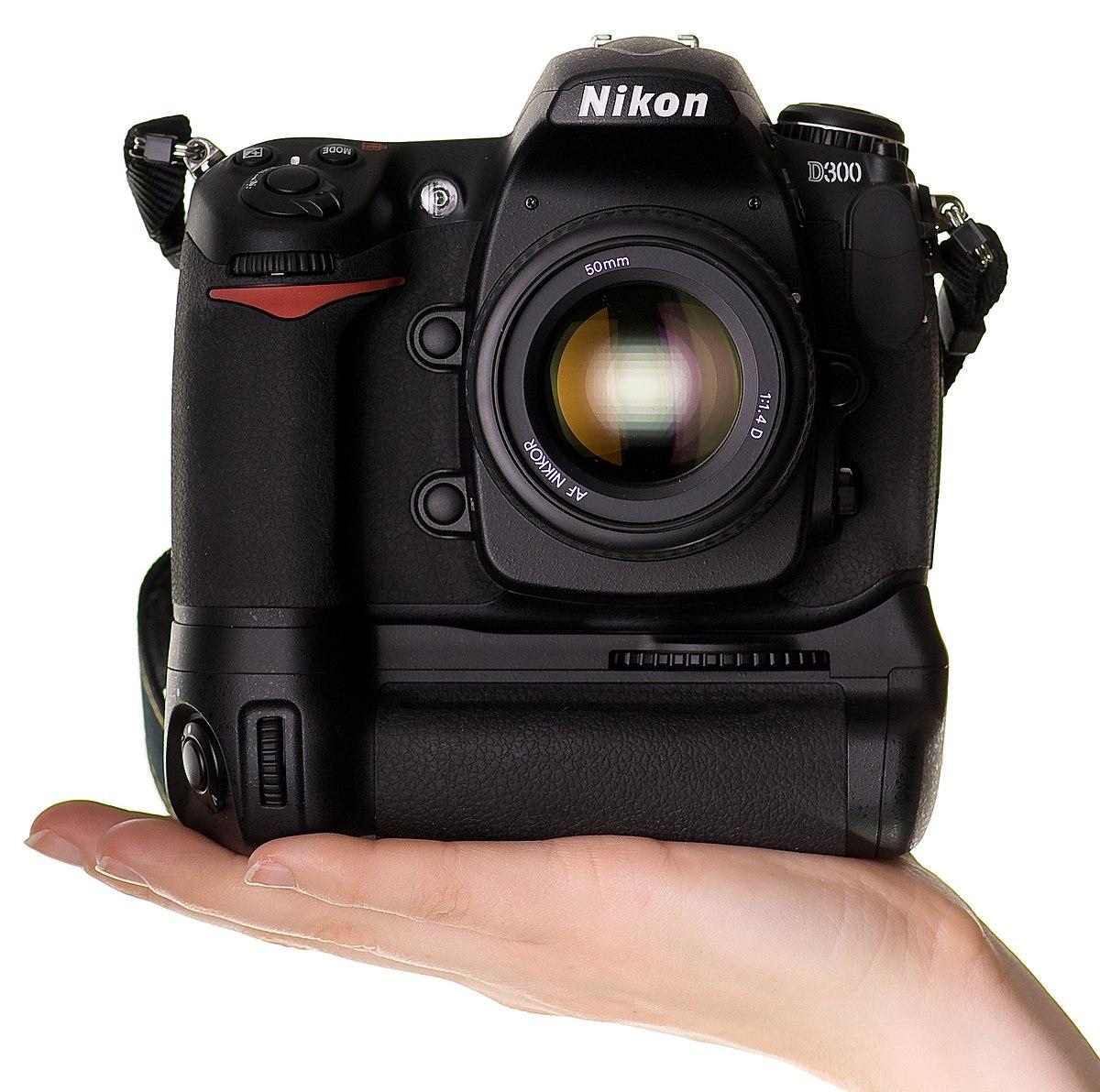 Nikon D300 - Wikipedia, la enciclopedia libre