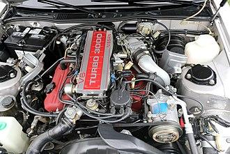 Nissan VG engine - VG30ET in a 1984 300ZX (Z31)