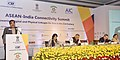 Nitin Gadkari addressing at the ASEAN-India Connectivity Summit, jointly organised by the CII and ASEAN India Centre (AIC) - Powering Digital and Physical Linkages for Asia in the 21st Century, in New Delhi (1).jpg