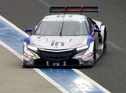No.18 Weider Modulo NSX CONCEPT-GT at 2014 SUPER GT SUZUKA TEST (8).JPG