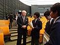 Nobel Laureate amd President of RIKEN, Ryōji Noyori (33671196340).jpg