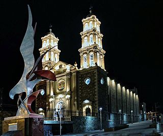 Ciudad Juárez Cathedral Church in Ciudad Juárez, Mexico