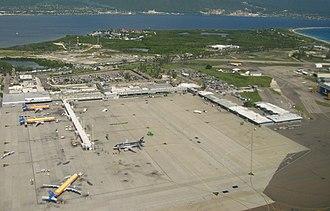 Norman Manley International Airport - Image: Norman Manley International Airport