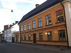 Norrköpings stadsmuseum, Västgötegatan i Norrköping, den 9 oktober 2006.JPG