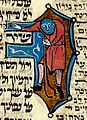 North French Hebrew Miscellany folio 186b.l.jpg